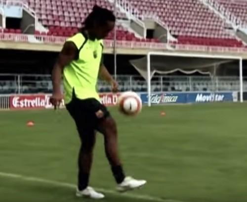 Ronaldinho Nike Ad