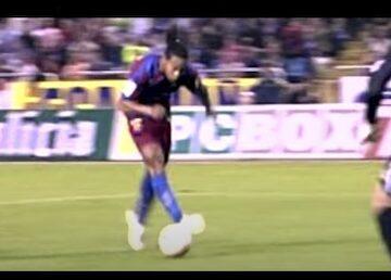 Ronaldinho Scores