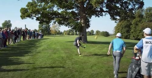 Rooney Soccer Golf