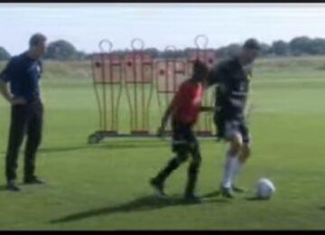 Roy Keane Shielding