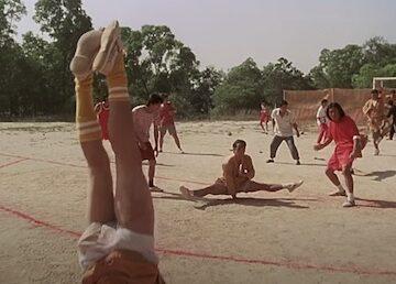 Shaolin Soccer Skills