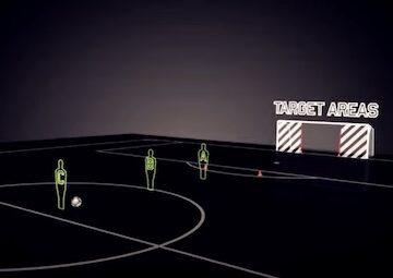 Nike Soccer Shooting Targets