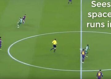 Soccer Runs Off the Ball