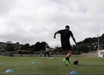 Soccer Solo Drills