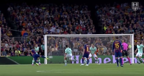 Soccer Volley Suarez