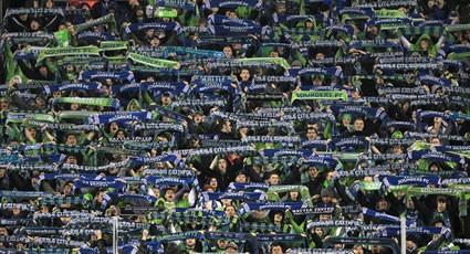 Seattle Sounders Fans