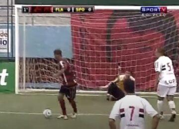 Spin Move Penalty Kick