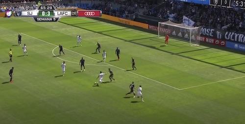 Strike the Soccer Ball