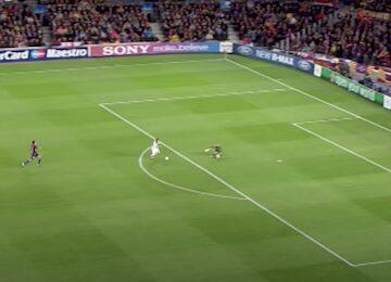 Torres Goal Barcelona