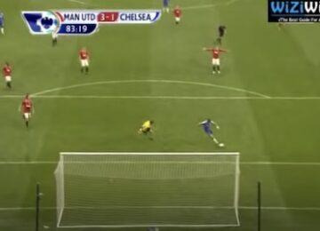 Torres Open Goal Miss
