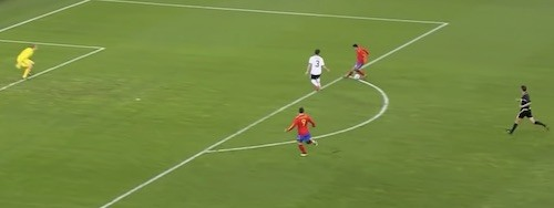 Pedro Doesn't Pass to Torres