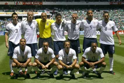 United States National Soccer Team