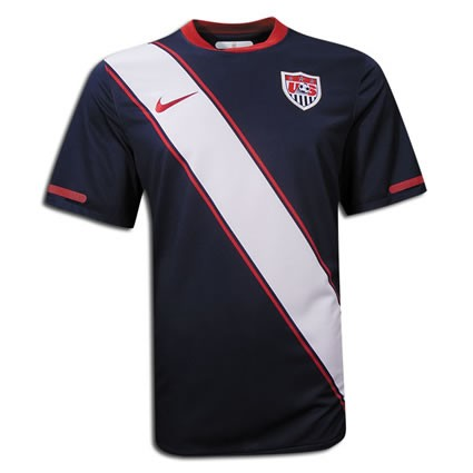 2010 United States Away Jersey