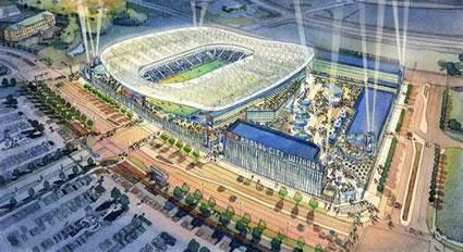 Kansas City Wizards Stadium
