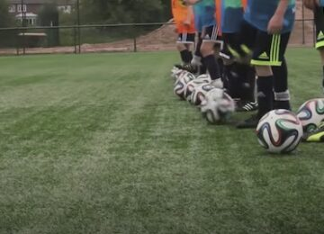 Young Kids Soccer
