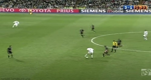 Zidane Spin Move