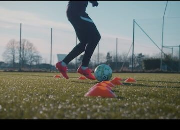 Individual Soccer Practice