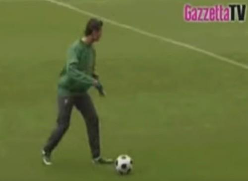 Cristiano Ronaldo Spin Move