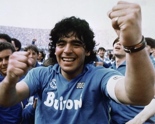 Diego Maradona Hero