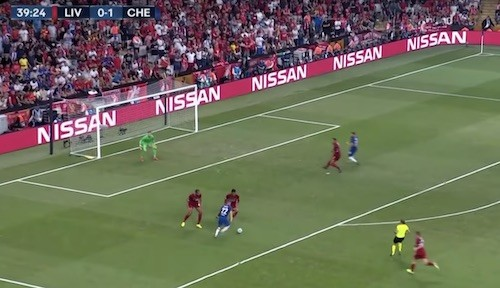 Pulisic Goal Chelsea