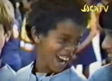 Ronaldinho Never Grow Up