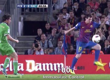 100 Messi Skills