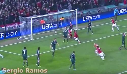 Sergio Ramos Own Goal