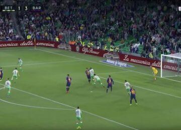 Messi Wide Angle Goal