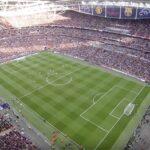 Barcelona Versus Manchester United