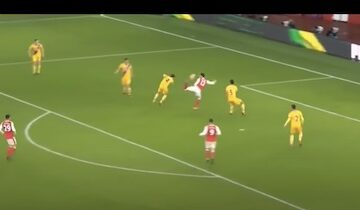 Giroud Scorpion Kick