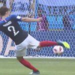 Pavard's Goal