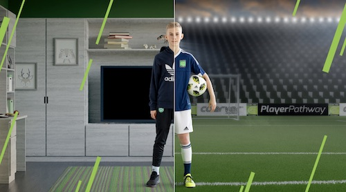 New Coerver PlayerPathway Soccer Training is LIVE!