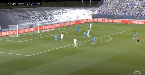 Benzema Goal Valencia