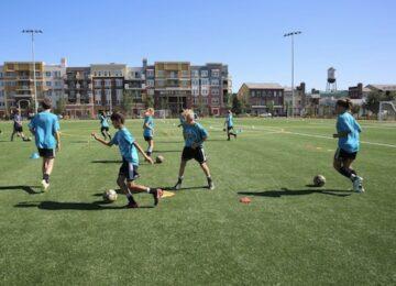 Idaho Soccer Camps