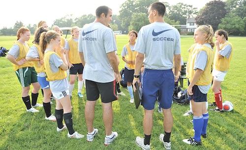 Massachusetts Soccer Camps