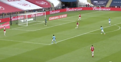 Arsenal Possession Game