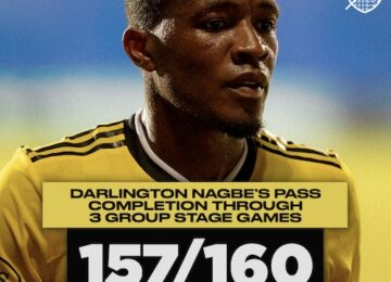 Darlington Nagbe Passing