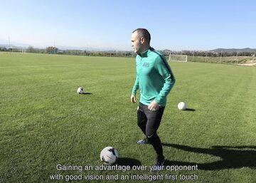 Iniesta Football Method