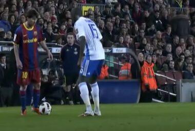 Messi Stillness