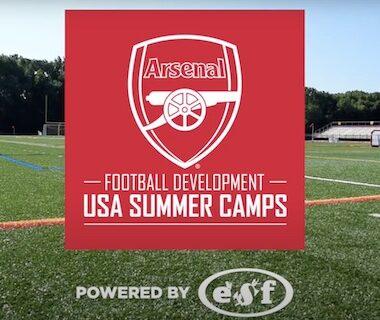 Arsenal Soccer Camps USA
