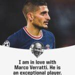 Guardiola Loves Verratti