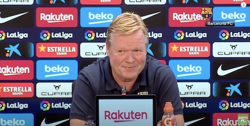 Top 3 Candidates To Replace Ronald Koeman as Manager In Barcelona